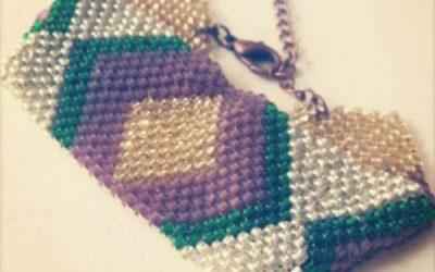 Tuto#2 Bracelet Manchette