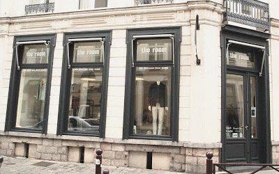 The Room, une boutique pour homme.. invite la femme…